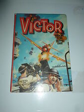 THE VICTOR BOOK for BOYS - Annual - Year 1981 - UK Annual ( Price Tab Removed )