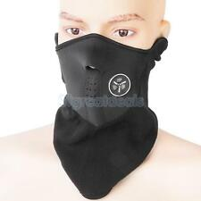 Neoprene Ski Snowboard Bike Motorcycle Face Mask MTB Rider Cycling Neck Warm blk