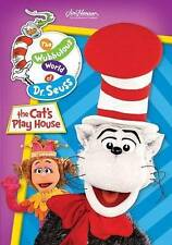 The Wubbulous World of Dr. Seuss: The Cat`s Play House  DVD NEW