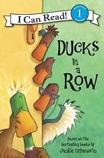Ducks in a Row (I Can Read Book 1)