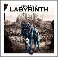 KONTRA K - Labyrinth ( Digipak ) -- CD  NEU & OVP