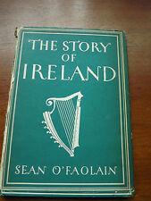 Original Copy1943 The Story of Ireland by Sean O'Faolain