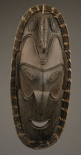 Masque d'esprit Angoram, spirit mask, art tribal papou