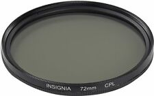 72mm CPL Lens Filter Circular Polarizer Polariser Polarizing Polar PL- Cir 72 mm