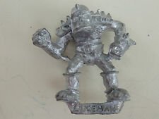 blood Bowl Orc linesman  2nd edition 1988