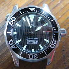 Auth. Omega Seamaster 300m James Bond Steel Automatic Mid Size Watch NO RESERVE!