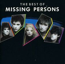 Missing Persons - Best of [New CD]