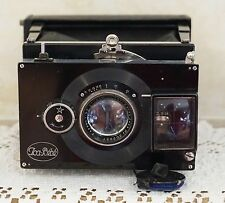 Ica Bebe Folding 6.5 x 9 cm Plate Camera - With Case