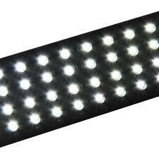 """SE Quad 30"""" Timer 6500K LED Aquarium Light Freshwater Plant 48x 3W 75 cm"""