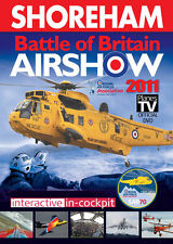 Shoreham Battle of Britain Airshow 2011 Official DVD aircraft Aviation Planes