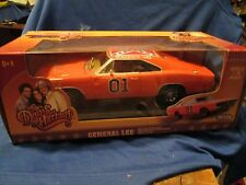 Dukes Of hazard General Lee 69 Charger 1/18 69 dodge joyride  rc ertl 69 charger