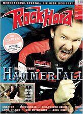 Rock Hard 12- 2006 - Hammerfall, Kreator, Whitesnake, (+ CD + Poster
