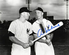 Al Kaline Detroit Tigers reprinted 8x10 autograph signed photo Mickey Mantle