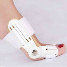 2PC Day & Night Bunion Splint Big Toe Corrector Hallux Valgus Straightener Foot