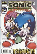 ARCHIE COMICS SONIC THE HEDGEHOG #154 Near Mint