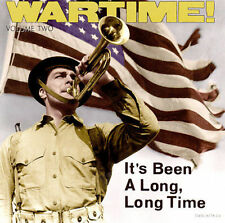 CD Wartime, Vol. 2: It's Been a Long, Long Time - Various Artists
