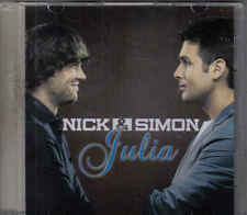 Nick&Simon-Julia Promo cd single