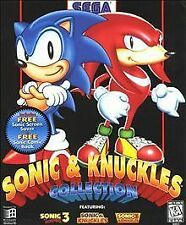 Sonic & Knuckles Collection (PC, 1999)