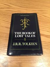The Book Of Lost Tales Part 1 By J R R Tolkien Hardback Book