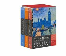 The Norton Anthology of English Literature Vol. 2 by Stephen Greenblatt...