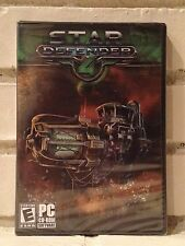 star defender 4 --- space action adventure strategy computer game --- new