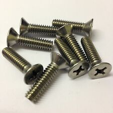 Classic Mini -  Door Lock Screws Stainless Steel