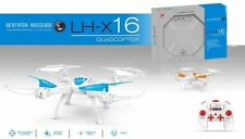 2016 LH-X16 Headless 2.4GHz 6 CH GYRO RC Quadcopter One Key Return