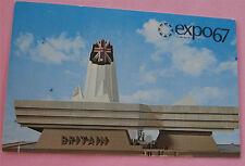 Great Britain Pavilion Expo 67 Montreal Canada - Unused Postcard  #3