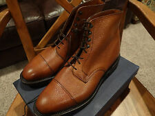NIB Kingsman X George Cleverley Boots Lt Brown Grain Leather 9.5 10.5 $950