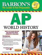 Barron's AP World History 7th Edition