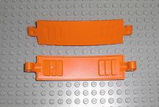 LEGO Technic - 2x Panel Paneel Verkleidung gebogen 3x13 orange 18944 42056