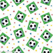 "54""x102"" Football Soccer Sports Party Tableware Plastic Table Cover Tablecover"