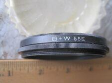 B W 55 E filter (lense)