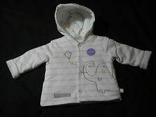Baby Coat Jacket Reversible Boy/Girl Padded Newborn, Little-Miracles