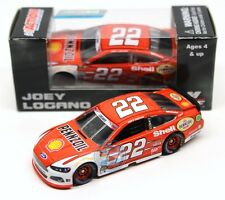 Joey Logano 2015 ACTION 1:64 #22 Pennzoil Shell Red Ford Fusion Nascar Diecast