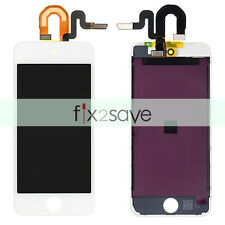 White LCD Display Touch Screen Digitizer Front Assembly For iPod Touch 6 6th Gen