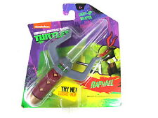 TMNT Teenage Mutant Ninja Turtle Light Up Mini weapon Kids Toy Sai Raphael