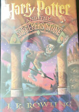 Harry Potter and the Sorcerer's Stone by J. K. Rowling, (SIGNED,  First Edition)