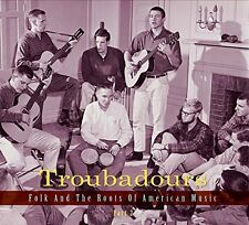 Troubadours Part 2 (2014, CD NIEUW)3 DISC SET