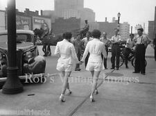 New York City Showstoppers Fashionable Sassy Ladies1930s  Vintage photo print