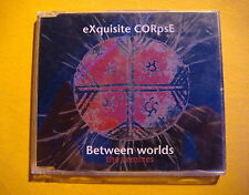KK Records - kk 116 cds - eXquisite CORpsE - Between Worlds RMXs Psy-Trance GOA