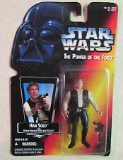 Star Wars - Power of the Force - Action Figure - Han Solo W/ Heavy Assault Rifle