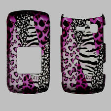 2D pink Safari   for Kyocera Coast Kona S2151 rubberized touch  case cover