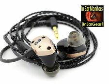 AURISONICS HARMONY In Ear Monitors -Works with Shure, Sennheiser & Mipro Systems