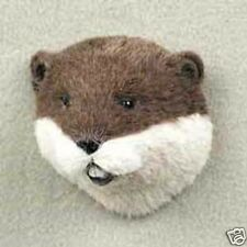 BEAVER! Collect Fur Refrigerator Magnets (Handcrafted & Hand painted)