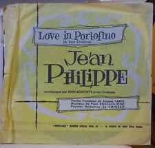 JEAN PHILIPPE/JEAN BOUCHETY LOVE IN PORTOFINO FLEXIDISC MUSIC HALL