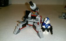 Lego Star Wars Arc Trooper Fives Custom Figure with Cannon Set