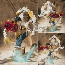 Neuf Japanese Anime One Piece Luffy PVC Figure Figurine 14cm no box Chinese Ver.