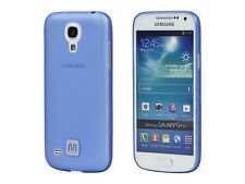 Monoprice 10838 Ultra-thin Shatter-proof Case for Samsung Galaxy S4 Mini - Blue