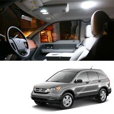 6x T10 2825 168 194 DE3022 DE3175 Interior Dome Map light For 07~11 Honda CR-V